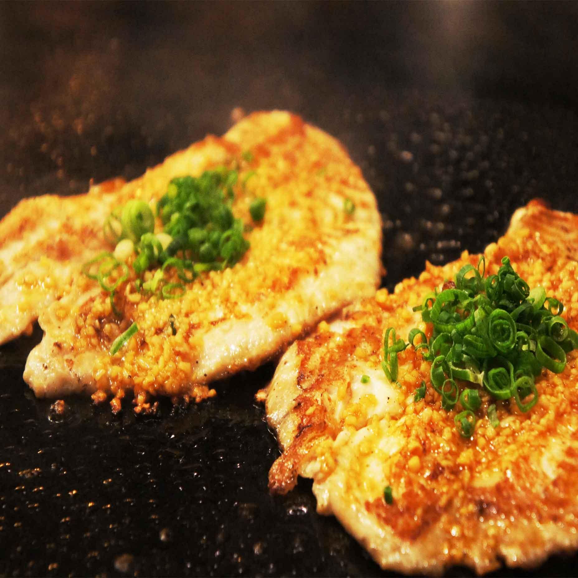 Wok Of Fame - All you can eat buffet in Brampton - Teppanyaki Station