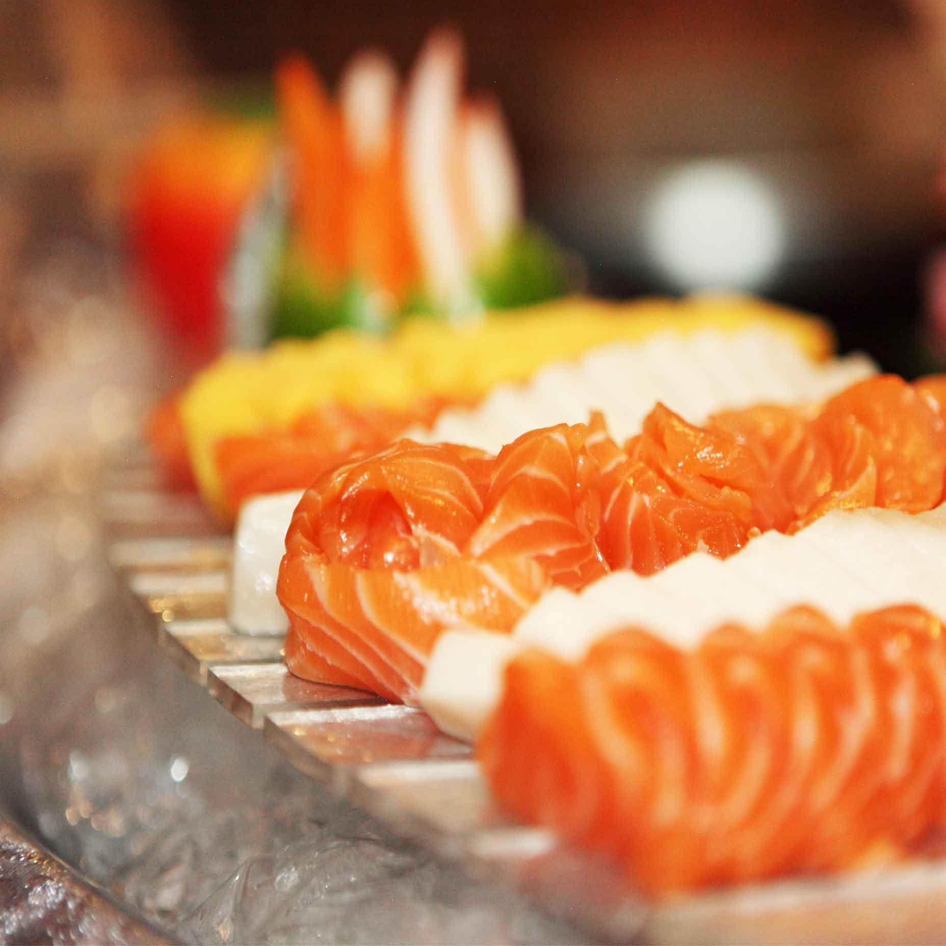 Wok Of Fame - All you can eat buffet in Brampton - Sushi Bar